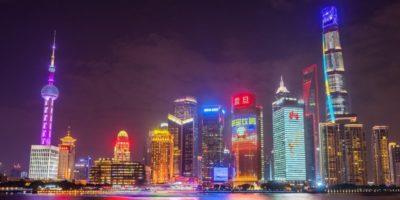 Venturing Into China