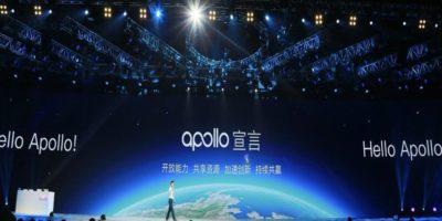 Apollo, one giant leap for autonomous cars